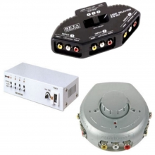 DISTRIBUTORI VIDEO MULTIPLEX-SWITCHER-QUAD