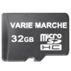 MICRO MEMORIA SD CARD DA 32 GB