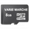 MICRO MEMORIA SD CARD DA 8 GB