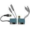 COPPIA DI TRASMETTITORI AUDIO/VIDEO CAT5 FAP CV035